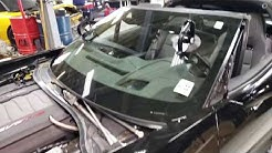 Chevrolet Corvette Grand Sport heads up  Windshield Replacement Tips