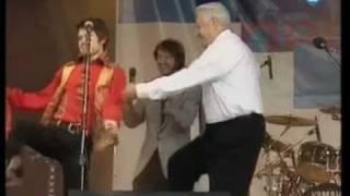 Танцы президентов
