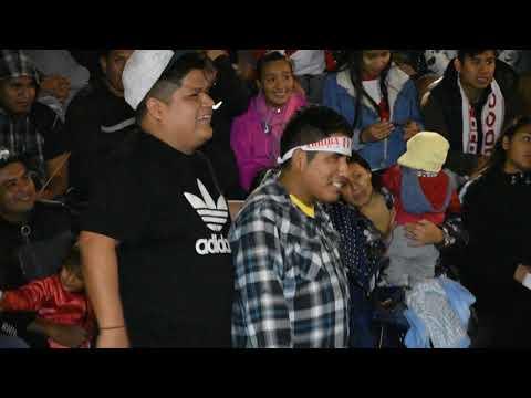 DIEGO LA HIZO CON KATIUSCA - Chica Positiva En El Show // Comicos Ambulantes 2019