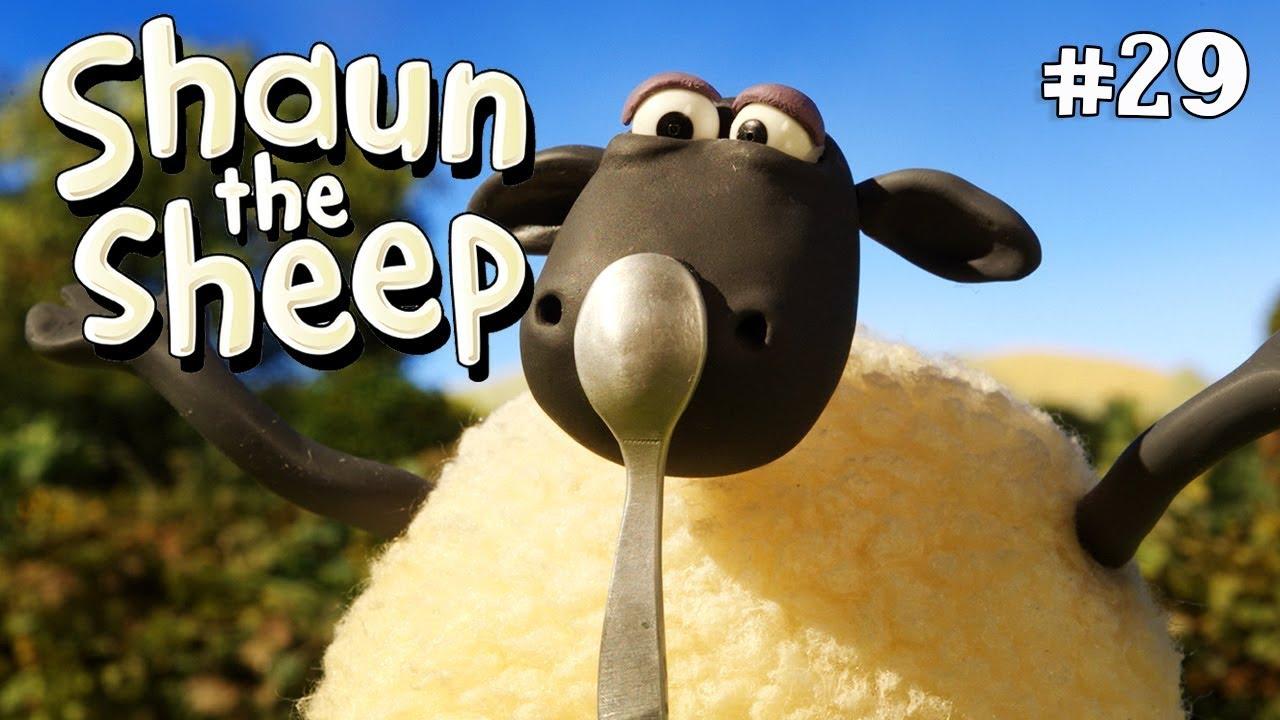 Bakat tersembunyi - Shaun the Sheep [Hidden Talents]