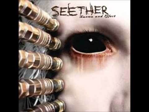 seether because of me karma and effect youtube