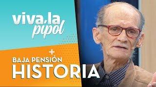Washington Wilson: El hombre que emocionó con el drama de su pensión - Viva La Pipol