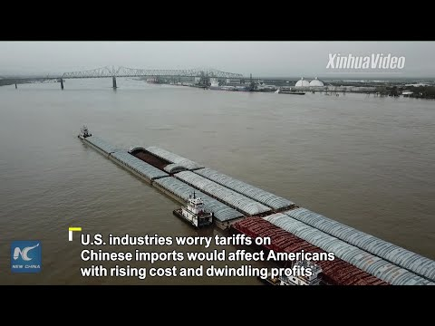 """Tariffs on China to """"hit home for every American,"""" warn U.S. industries"""