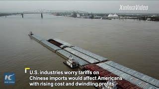 Tariffs on China to