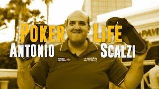 Antonio Scalzi POKER LIFE - Italian Poker Player