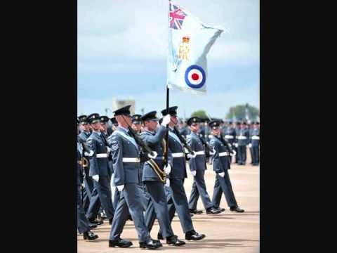 Royal Air Force March Past