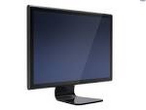 Scrapping a Flat Panel or LCD monitor for gold, copper, and