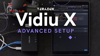 Live Stream to Multiple Platforms at Same Time with Vidiu X by Teradek | Advanced Guide