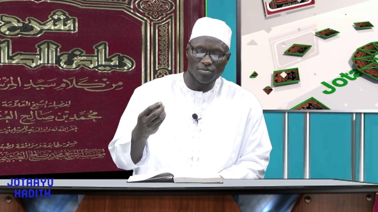 Jotaayu Hadith saison 1 Episode 03 -Oustaz Mor KEBE