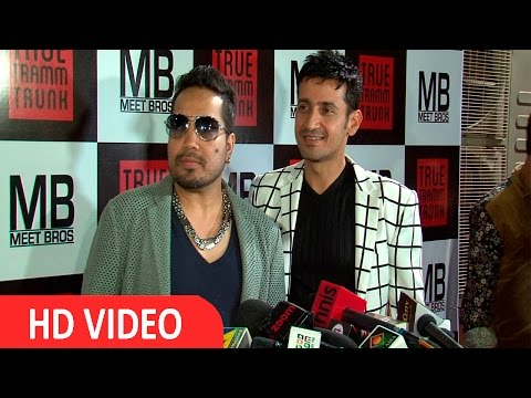 Mika Singh At Grand Success Party Of Meet Brothers
