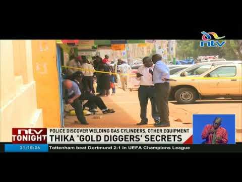 Thika 'gold diggers' secrets