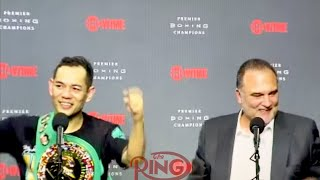 Nonito Donaire: The KING is back and I'm putting everyone in my division on notice