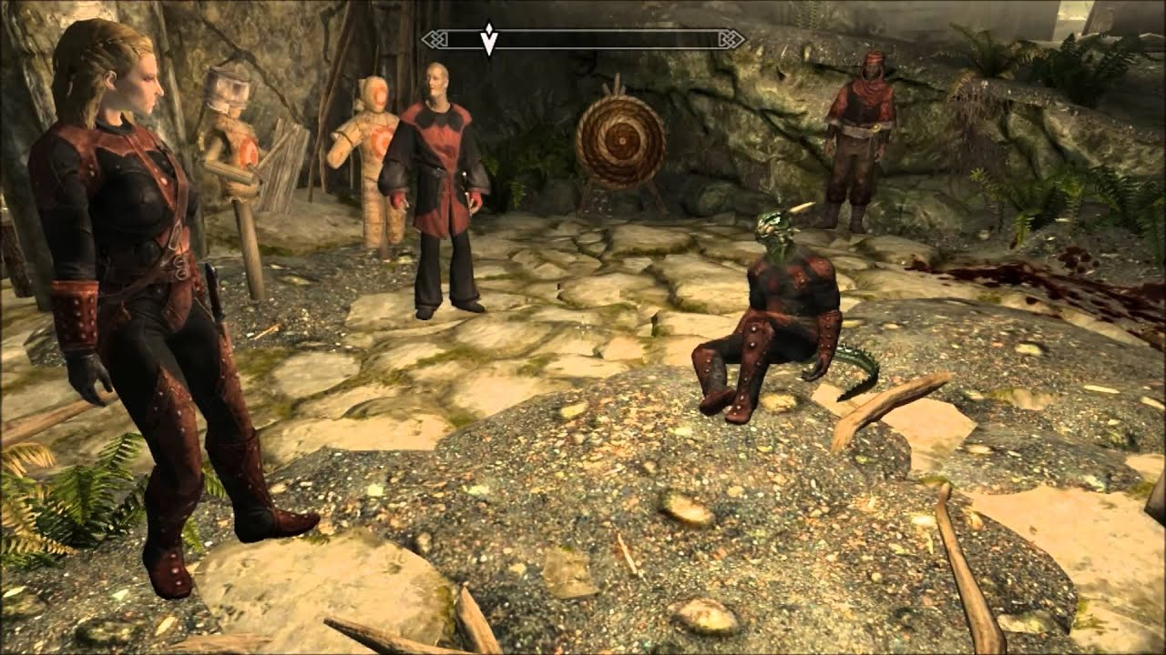 Hex Play's: Skyrim Ep  69: THE DEATH OF CICERO!!!!