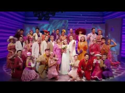 Official Trailer for the Smash-Hit Musical MAMMA MIA!