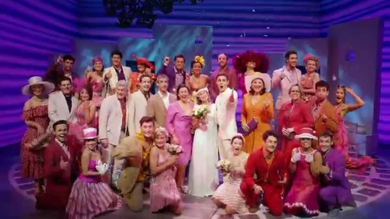 Musical Mamma Mia 2021
