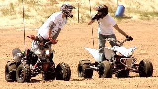 Worst quad crashes atv fails compilation 2015 #1