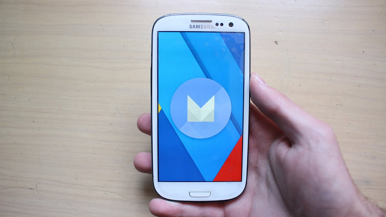 CyanogenMod 13 ROM Android 601 Marshmallow For Galaxy