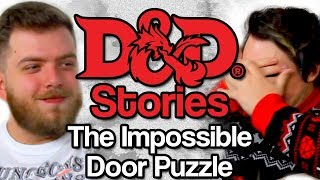 D&D Stories: The Impossible Door Puzzle