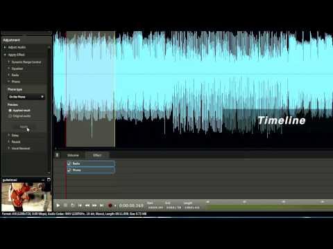 CyberLink AudioDirector thumbnail 1