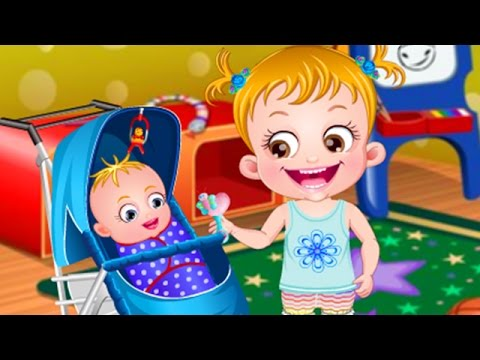 Baby Hazel Game Movie - Baby Sibling Surprise - Dora the Exp