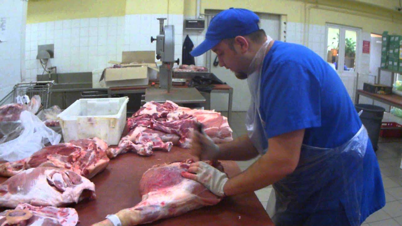 Сколько стоит обвалка свинины Деловыми линиями