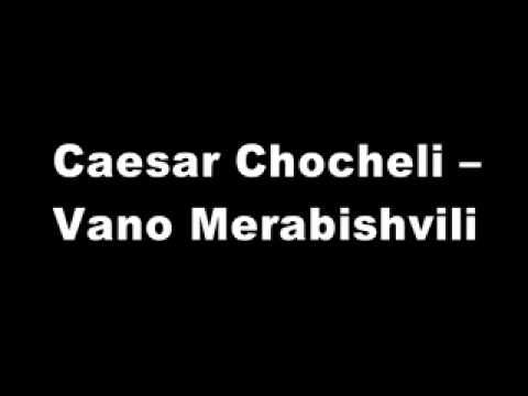 A telephone conversation between Caesar Chocheli and Vano Merabishvili. conv.1