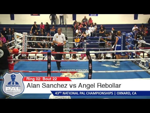Oxnard PAL Boxing Ring 2 Live Stream - Day 3 (9/29/17 ...