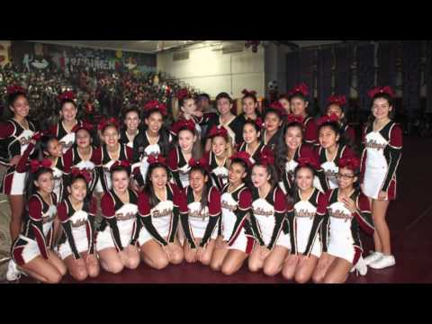 West Covina High School Cheer 2015-16 Promo Video