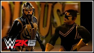 WWE 2K15 - Gold & Stardust Make Their Way To The Ring!