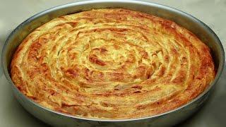 Турецкий бёрек рецепт - Бёрек с фаршем(Мы приготовили этот необычный и очень вкусный бёрек из теста Фило, рецепт которого вы тоже вскоре увидите..., 2015-02-03T11:04:19.000Z)