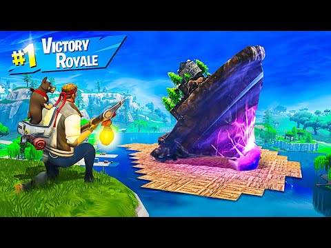 How To Stop THE TORNADO In Fortnite Battle Royale (Season 6)
