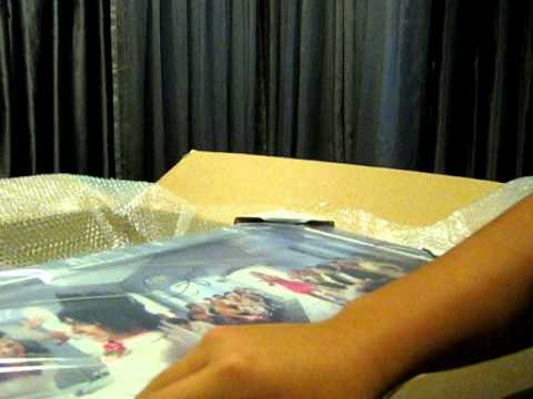 Taylor Swift Diamond Package Unboxing Video