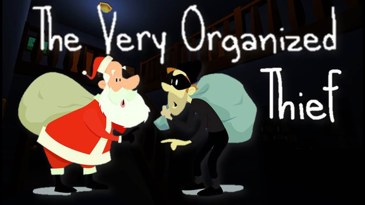 stealing christmas the very organised thief youtube - Stealing Christmas