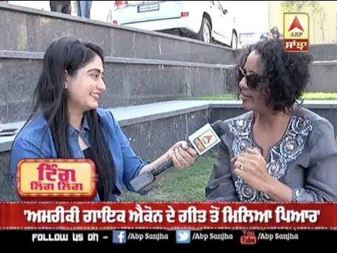Chammak Challo Singer Hamsika Iyer Latest Interview! Hamsika Iyer!bollywood Singer! Abp Sanjha !
