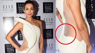 Malaika Arora At 'Elle India Beauty Awards 2017'