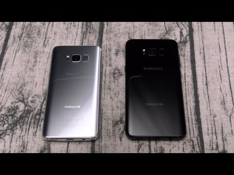 "Samsung Galaxy S8 And S8 Plus ""Real Review"""