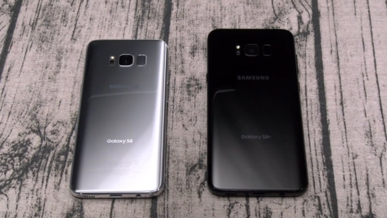 """Samsung Galaxy S8 And S8 Plus """"Real Review"""" - YouTube"""
