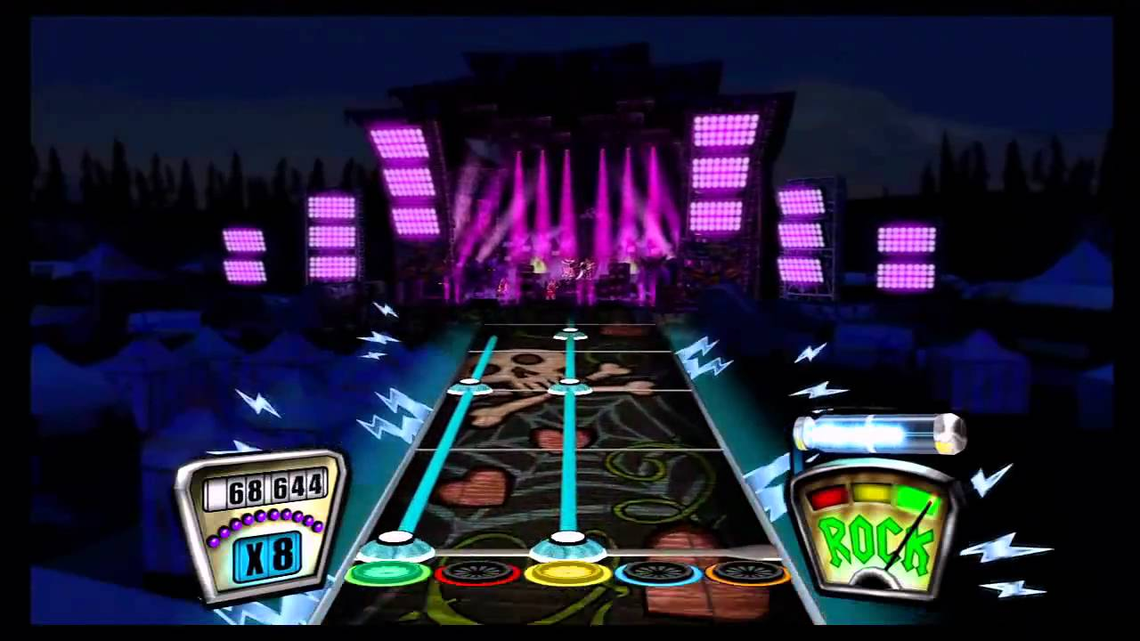Guitar Hero 2 (Xbox 360) Gameplay - Hey You - YouTube