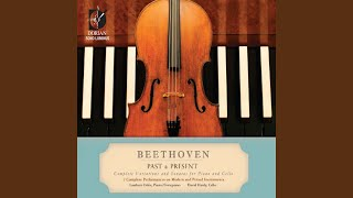 Cello Sonata No. 4 in C Major, Op. 102, No. 1: IV. Allegro con brio