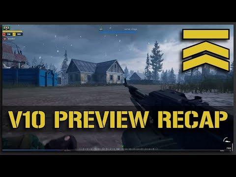 Squad Gameplay v10 PREVIEW! GAMEPLAY MECHANICS OVERHAUL - Squad Multiplayer Recap Squad Update