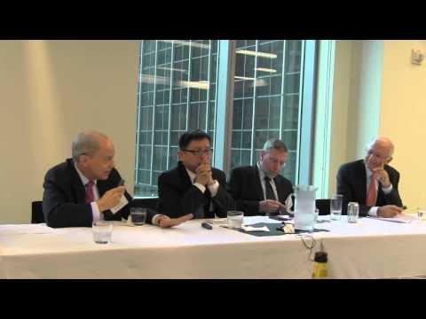 S&ED 2015: Brookings' David Dollar, Cheng Li, Kenneth Lieberthal