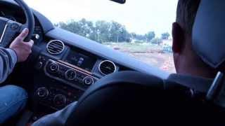 Jaguar Land Rover Road Show в Краснодаре
