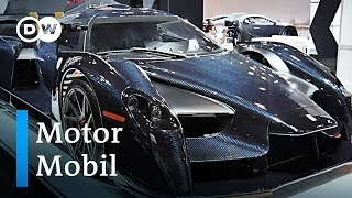 Global: New York und Shanghai Auto Show 2019 | Motor mobil