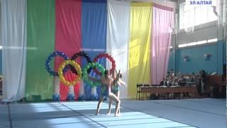 В столице РА состоялись Всероссийские соревнования по спортивной акробатике