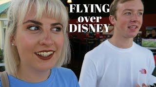 FIRST DISNEY VLOGGERS TO FLY OVER TOY STORY LAND | DCP SUMMER ALUMNI 2018