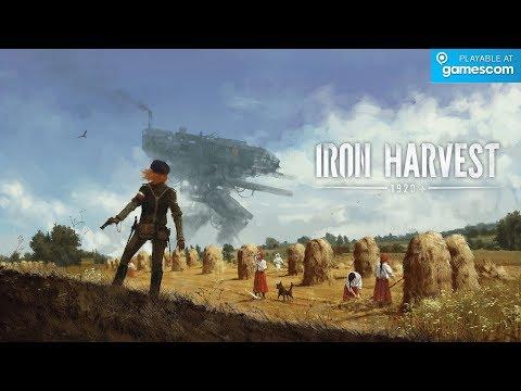 Iron Harvest - Gamescom 2019 Trailer