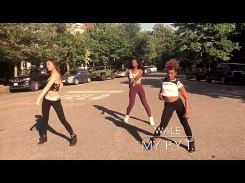 PYT x WALE || Choreography by Alysha Morgan...