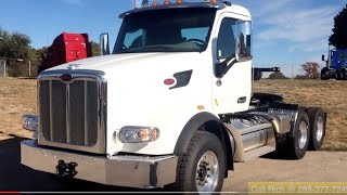 Peterbilt 567 2016 Michigan Special White - Peterbilt Trucks Grand Rapids