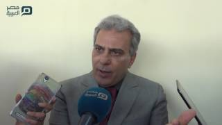 بالفيديو  جابر نصار: هدم كافتيريات الحرم الجامعي في رمضان