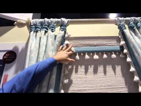 Drapery Pleat Styles by Horizon Window Fashions